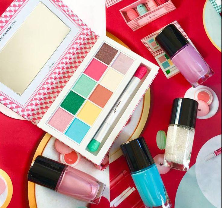 Lancome Spring 2018 Makeup Collection