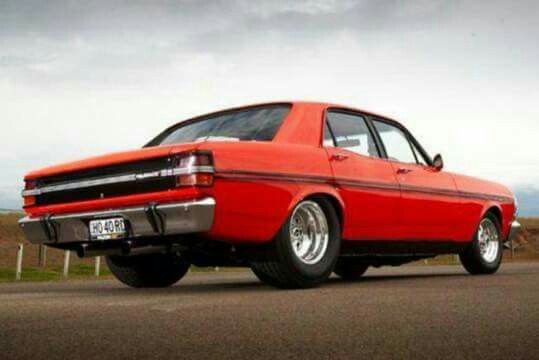 Tuff Ford Falcon with big fats