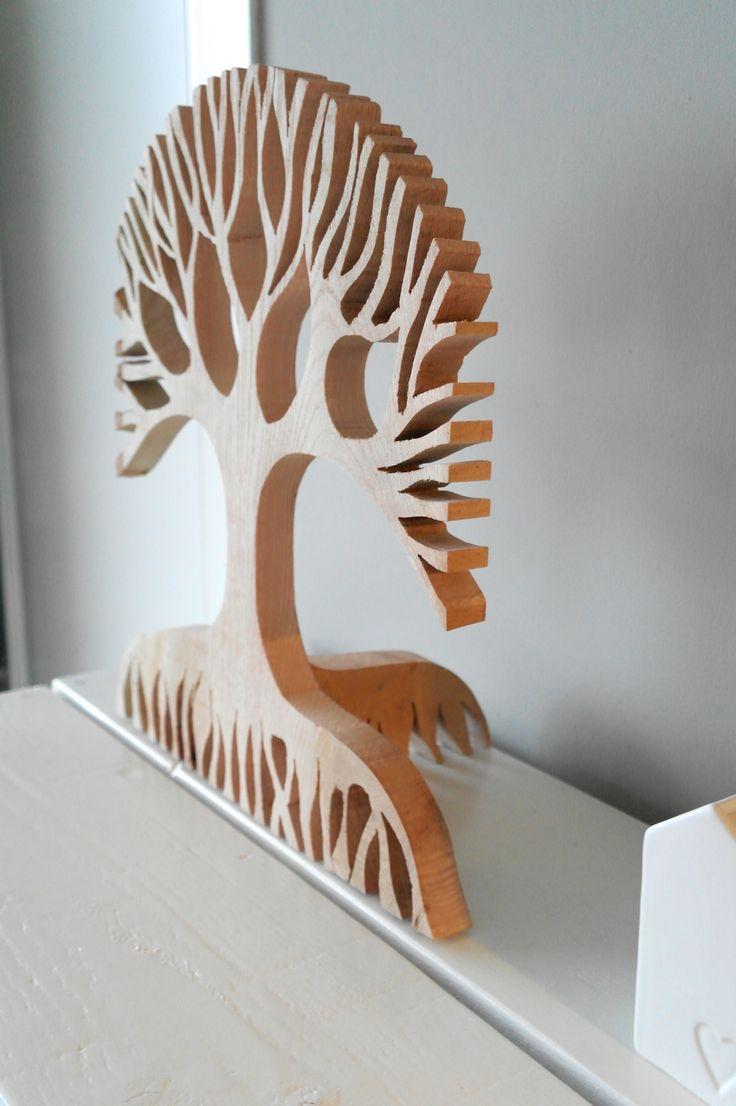 Levensboom figuurzagen - Leonie Haas