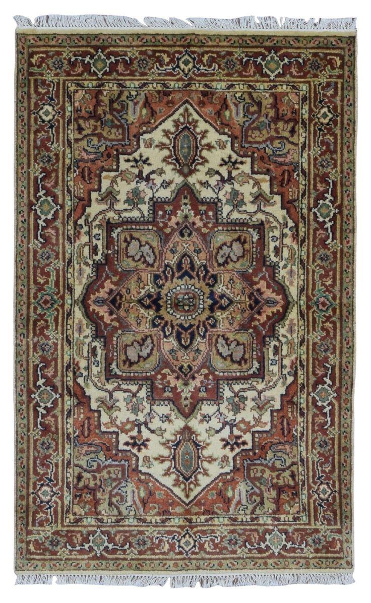 serapi small area rug