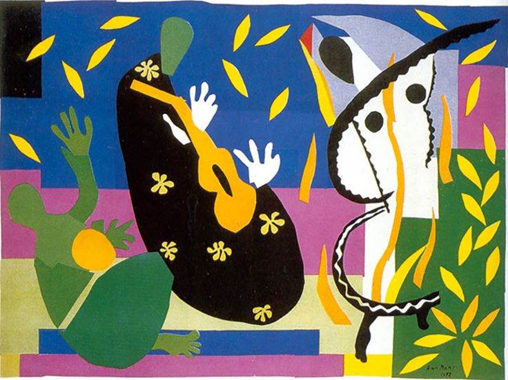 lonequixote:  The King's Sadness~ Henri Matisse
