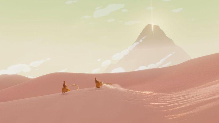 journey screenshot ps3 - Google zoeken
