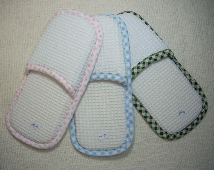 pantofole+nido+d'ape+bianco+bimbo+/+bimba+di+MelinaECris+su+DaWanda.com