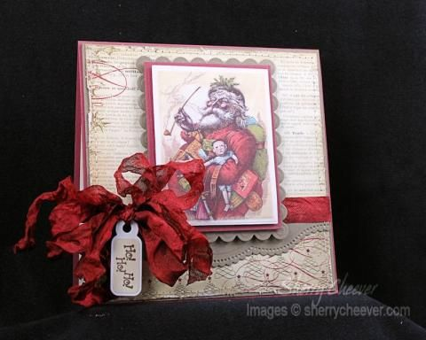 126 best 2016 christmas thomas nast images on pinterest for Who commissioned the first christmas card in 1843