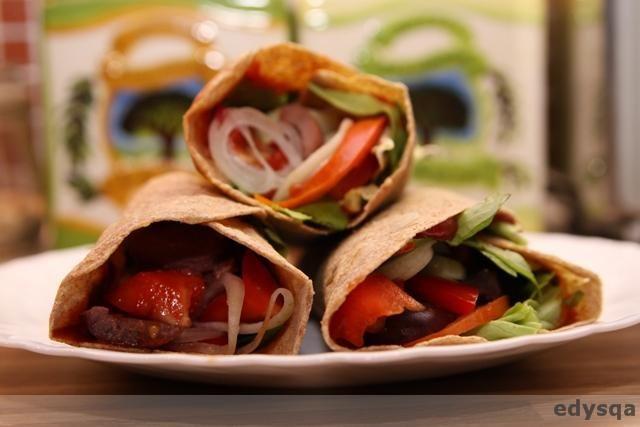 Zapraszam do zdrowej, zielonej, zakręconej wegańskiej kuchni.