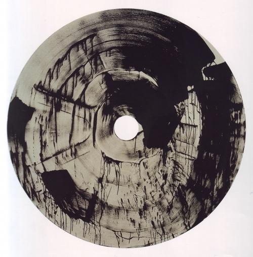 Max Gimblett  The Wheel, 1998.