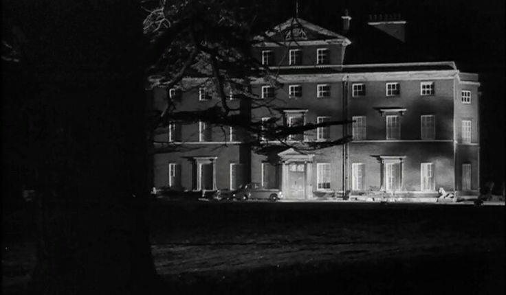 Lufford Hall - Mr Karswell's residence (Film location - Brocket Hall, Hertfordshire)