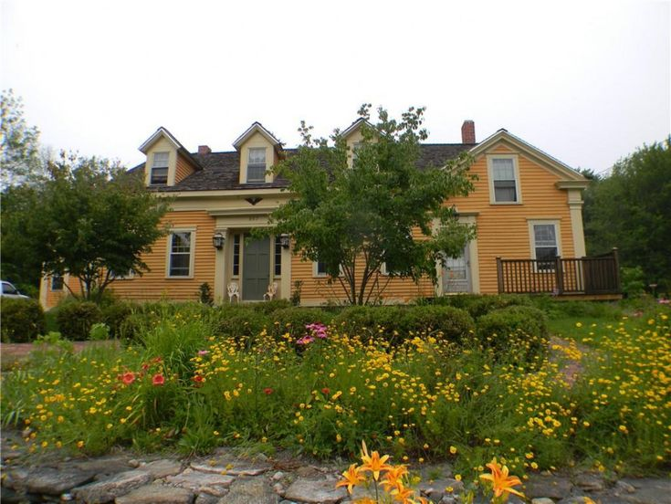 1800 Greek Revival Colonial | Colonial house, Scituate ...