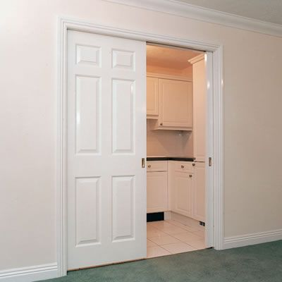 coburn hideaway pocket door kit 915mm maximum door width at ironmongerydirect