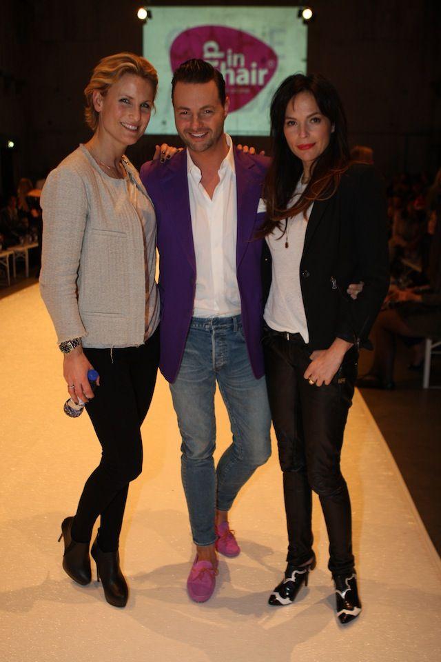 Is het een idee om Anouk Smulders en Fred van Leer als uitgangspunt te nemen voor de juryleden van de Missverkiezingen?
