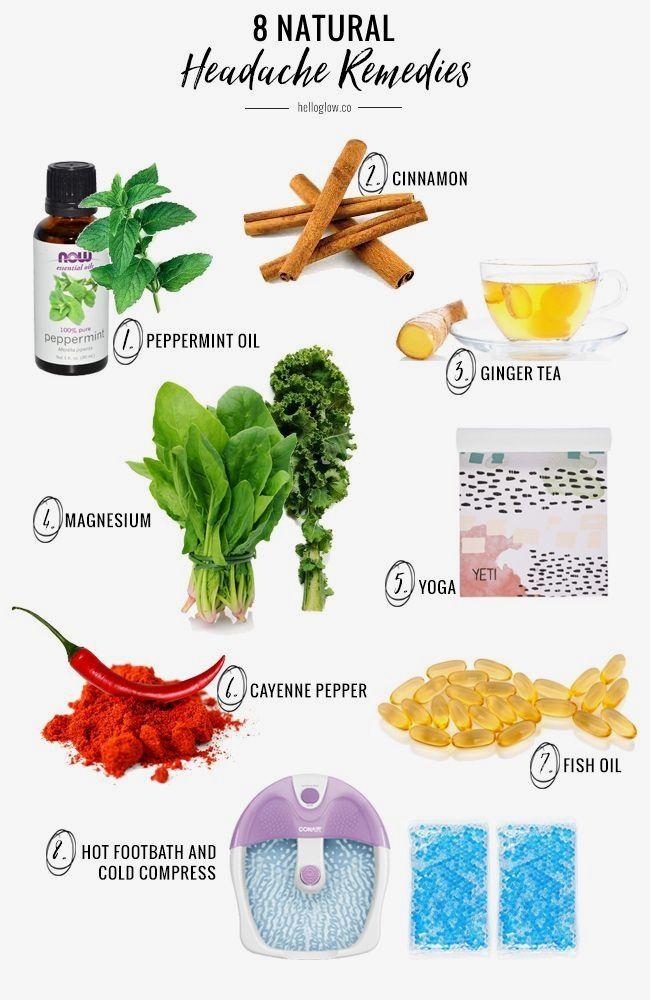 gluten tension headaches #homemade #at | Natural headache ...