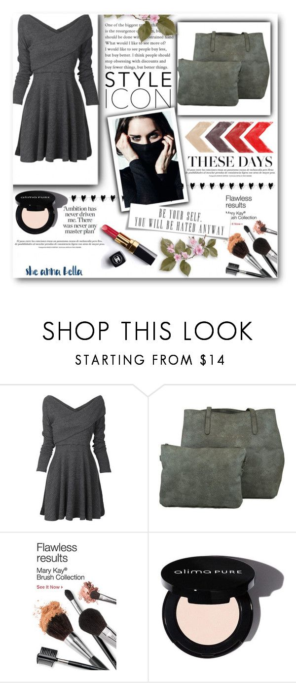 """""""She Anna Bell 16"""" by semic-merisa ❤ liked on Polyvore featuring Chanel and sheannabella"""