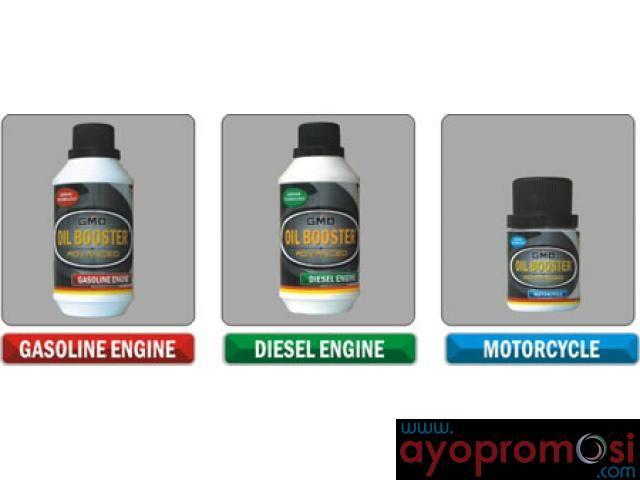GMO Oil Booster #ayopromosi #gratis http://www.ayopromosi.com/