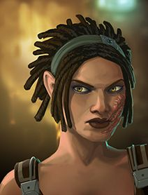 Shadowrun Returns Portraits 1/3 - Album on Imgur