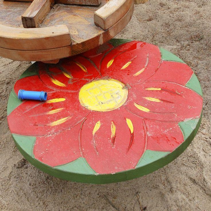 10533 Sandbord blomst