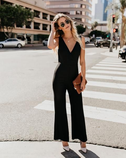 2407b30291a8 Jump into the Holiday season with our new Style Is Forever Jumpsuit and  make that chic stat I Click to shop our website or follow us a…