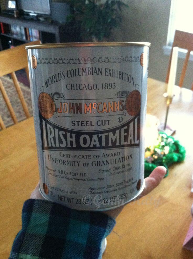Real Irish Oats