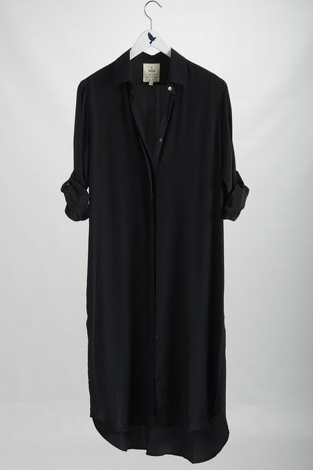 Have this, love it. The Extra Long Oversize Shirt by MiH Jeans