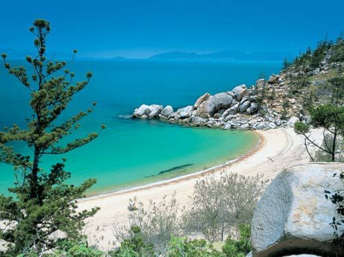 \(^o^)/YES!…… Magnetic Island, Australia
