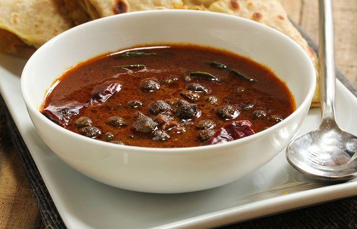 Kerala Breakfast Recipes - Kadala Curry