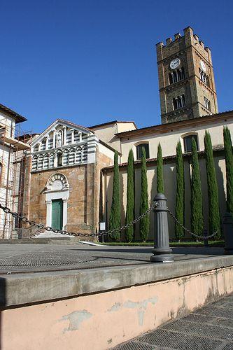 Chiesa di San Jacopo  Altopascio LU #TuscanyAgriturismoGiratola