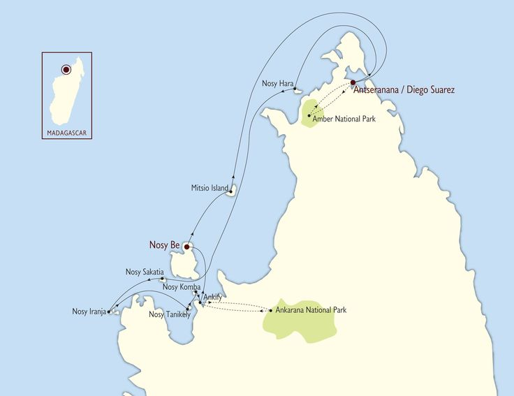 Announcing Madagascar & it's Mozambique Channel Islands cruise aboard the M/Y Pegasus
