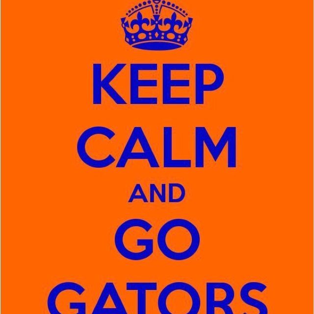 Florida gator football,, FOOTBALL SEASON IS UPON US =D