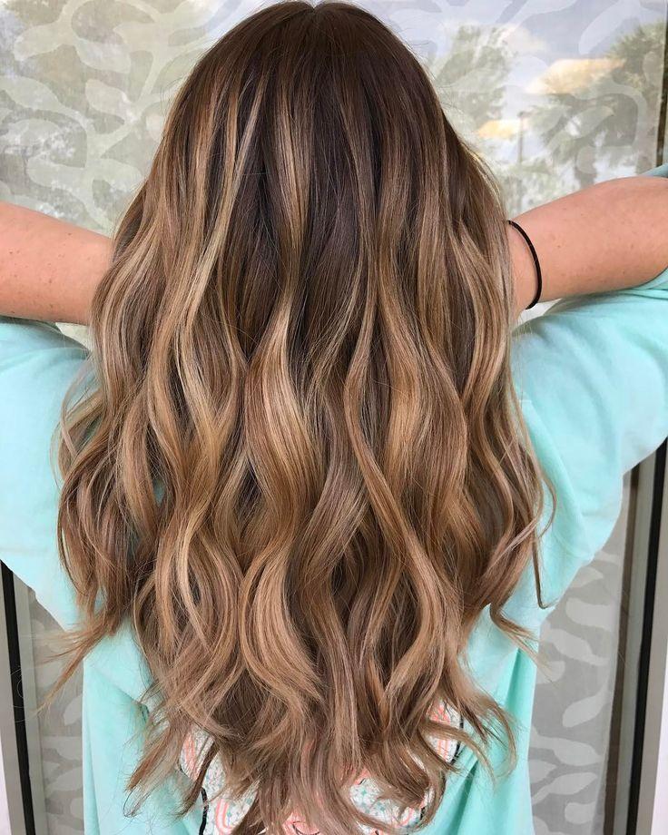 Great Snap Shots Balayage Hair Morenas Ideas The Seventies Are