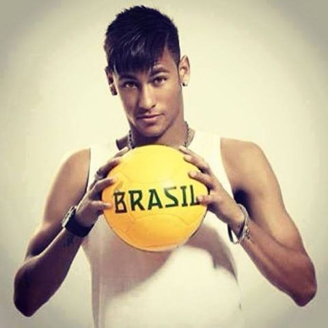Neymar is out of the World Cup because Juan Camilo Zuniga hit him in the back with his knee. Neymar was taken to a hospital and he won't be playing the remainder of the World Cup. He has a fractured vertebrae...:( Get better soon...
