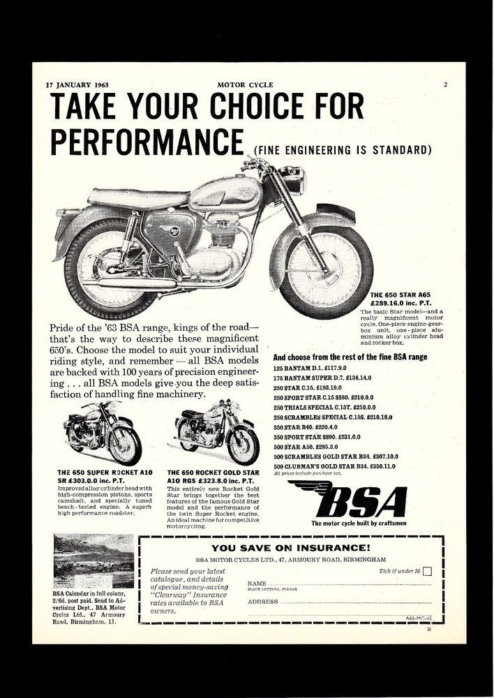 9316 best MOTORCYCLE BROCHURES / ADS images on Pinterest