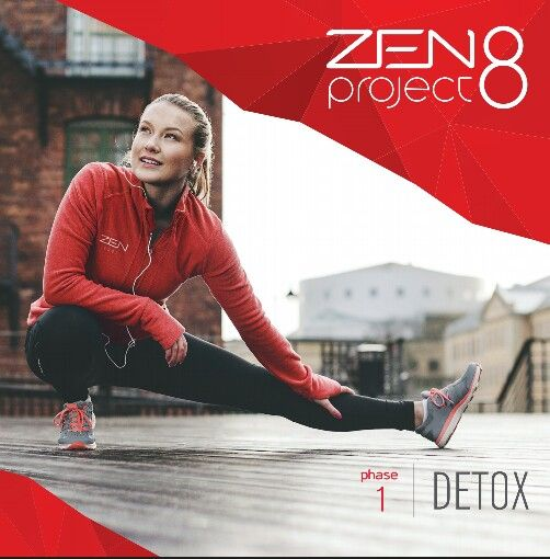 #ZENBODI #PROJECT8 #FATLOSS #Lifestylechange Phase 1 the #DETOX ...take the challenge,  ZENBODI from Jeunesee.