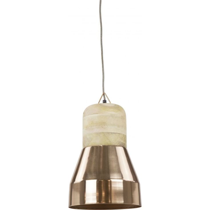 If you are looking for something a bit different with mid century influences this is the light for you. Constructed from laminated timber layers as a shade and a contrasting copper cap. This light is great on its own or clustered with other lights in this range. Please use a licenced electrician to install this light.