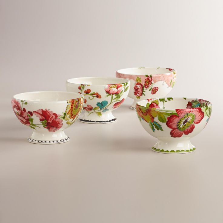 silver jewellery online Made of earthenware with an exclusive design inspired by nomadic artwork  our floral bowls set a vibrant table   gt  gt   WorldMarket Dining Room