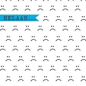 Helaas.. #Hallmark #HallmarkNL #smiley #helaas