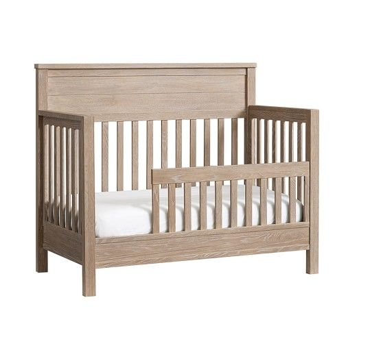Charlie 4-in-1 Toddler Bed Conversion Kit #pbkids