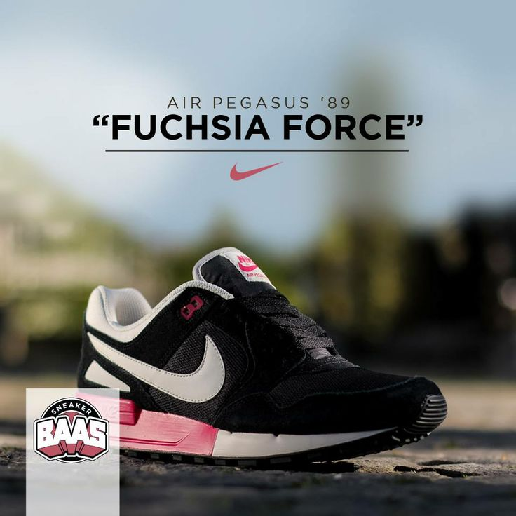 """Nike Air Pegasus '89 """"Funchasia Force""""   New from nike!   www.sneakerbaas.nl   #Nike #Air #Pegasus #Baas"""