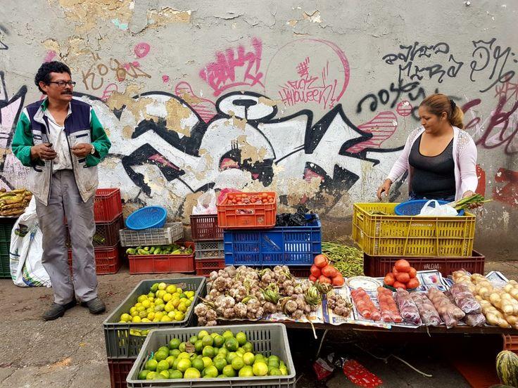 Discovering Bogotá: The Barrio 20 de Julio