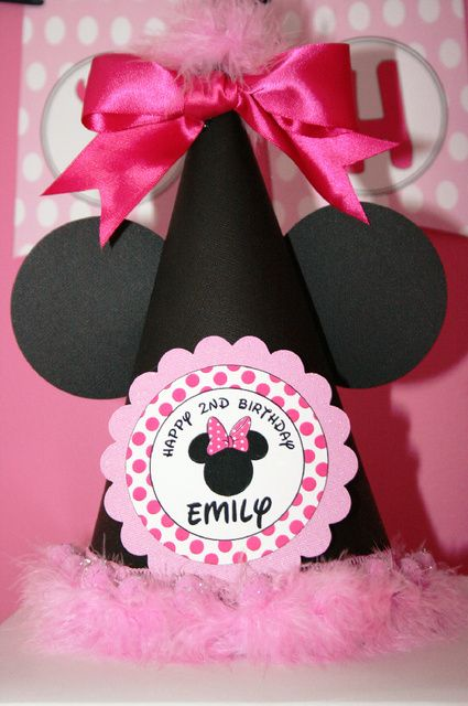 "Photo 8 of 30: Minnie Mouse Pink / Birthday ""Minnie Mouse Pink"" 