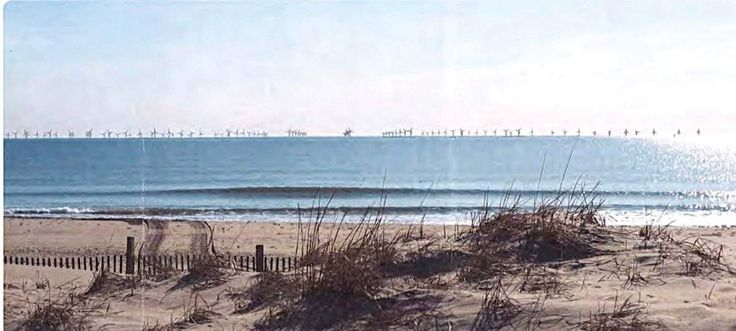 Ocean City turns on offshore wind turbines - By Brian Gilliland - Ocean City Today