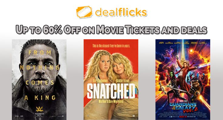 #Dealflicks Up To 60% Off On Movie Tickets, Coupons and Deals #movies #theater #tickets #deals #coupons