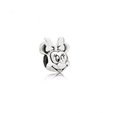 Cheap Pandora Disney Minnie Portrait Charm Discount