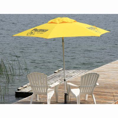 DestinationGear Pacifico Beer Push Up Market Patio Umbrella   1232 |  Pacifico Beer, Patio Umbrellas And Products