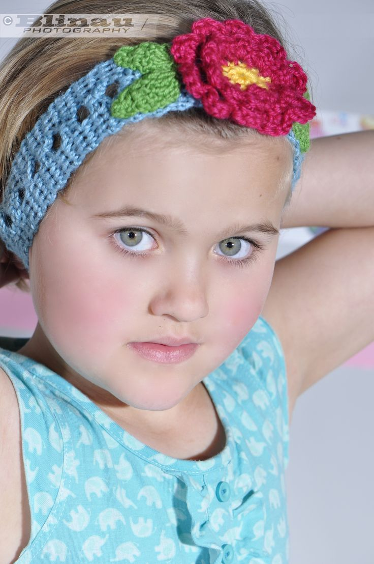 Little Lady Headbands by Annette Oelofse Mohair Products...photography by Conray Blinau Photography