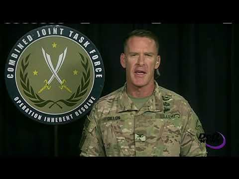 ISIS 'Losing on All Fronts,' OIR Spokesman Says > U.S. DEPARTMENT OF DEFENSE > Article