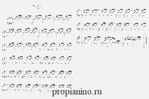 Прелюдия до-мажор из ХТК  «Аве Мария»  Иоганн Себастьян Бах