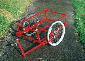 DIY Cycle Trailers & Cargo Bikes