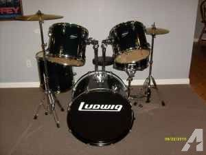 Ludwig Drum Set - $350 (Findlay)