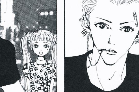 Paradise Kiss [パラダイス・キス] // Ai Yazawa [矢沢あい] // 1999-2003