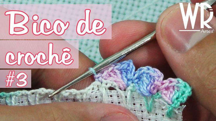 Barradinho fácil e completo de crochê para iniciantes #3