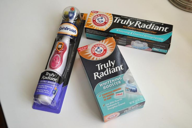 Get a free Arm & Hammer Truly Radiant Toothpast • Canadian Savers